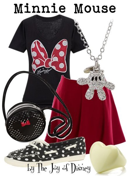 Inspired by: Minnie Mouse