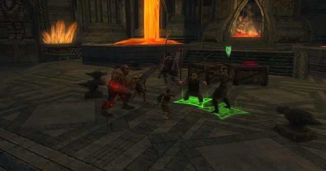 Pineleaf - Rohan Soldier in Skirmish