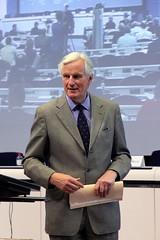 Michel Barnier, Commissaire Européen