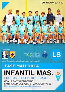 2012 INF Fase Mallorca