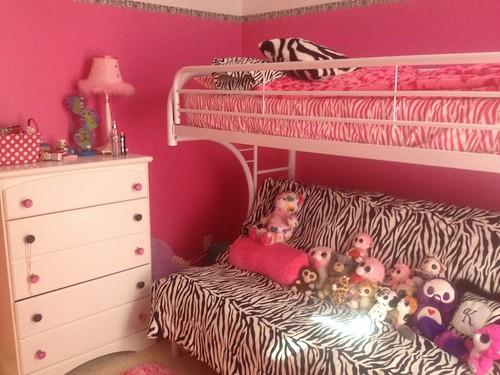 Karli's new bedroom