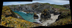 Kynance Cove panorama 2
