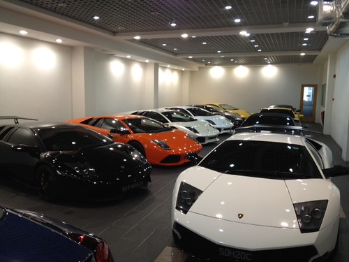 Lamborghini Forum Lambo Collection