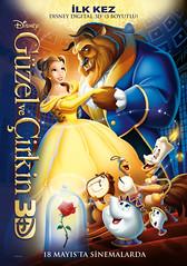 Güzel ve Çirkin - Beauty and the Beast (2012)
