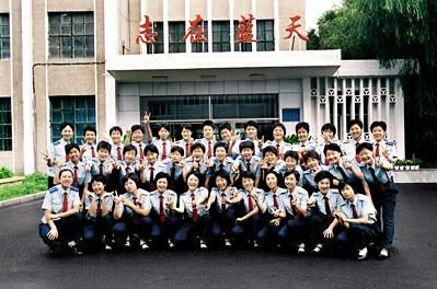 刘洋的另一所母校:长春飞行学院