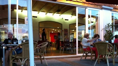 Sant Jordi de ses Salines, Ibiza | Bar Restaurante Las Olas | Entrada