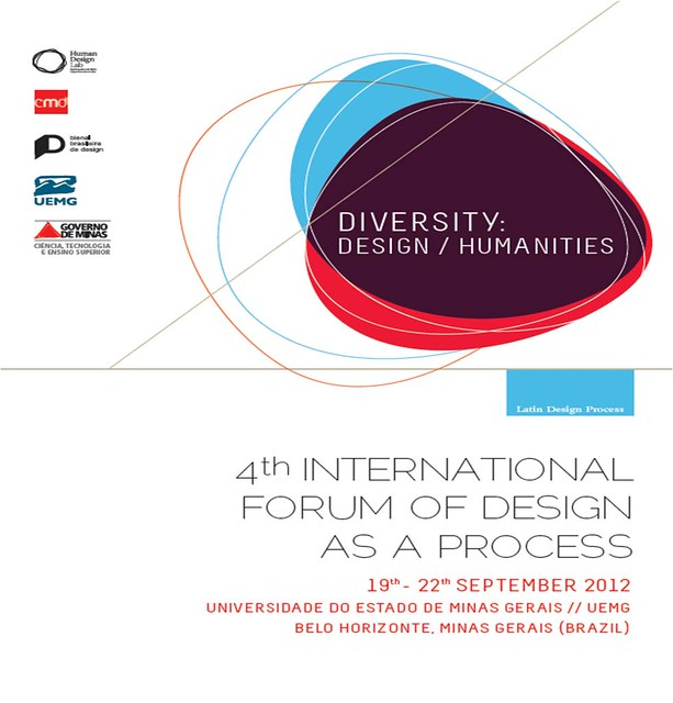 4 frum internacional de design como processo recebe resumos de 4th forum design as a process cartaz ccuart Images