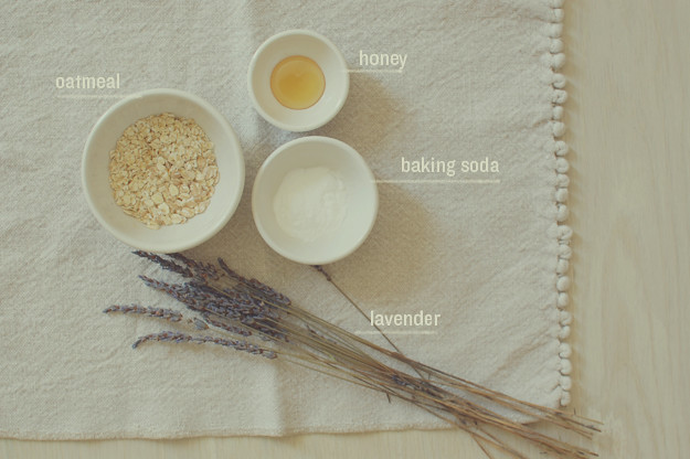 diy: natural face wash