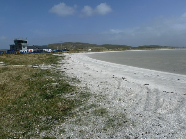 Barra Airport, Hebrides