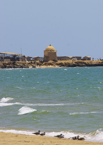 Muslim Grave In Danakil Coast, Eritrea