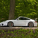 white GT3 RS by Daviel Stosca
