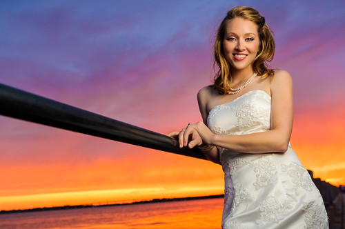 Eileen's Bridal Portrait Session