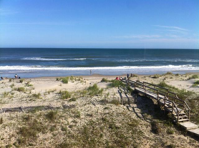 Hatteras Beach House Plans