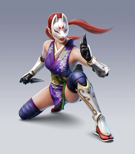 Tekken TAG Tournament 2 Kunimitsu