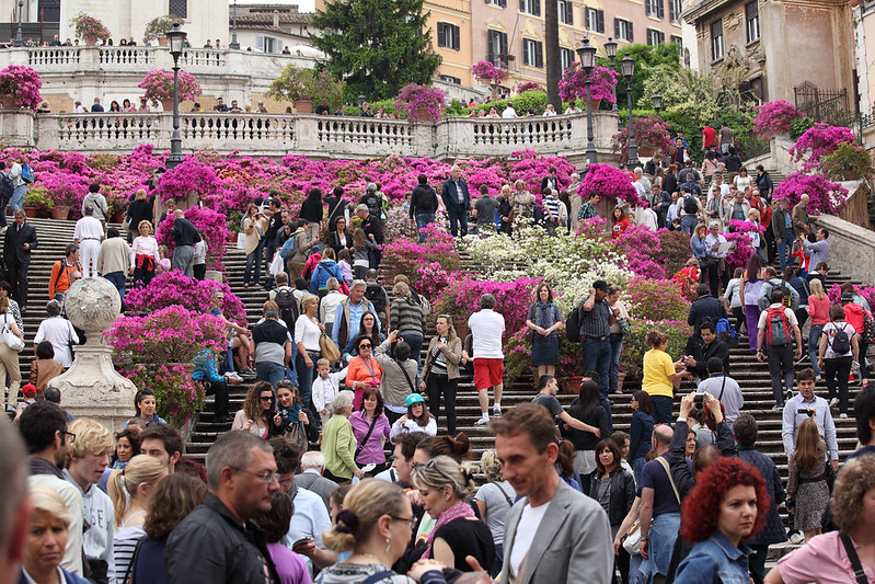 Spanish Steps: full
