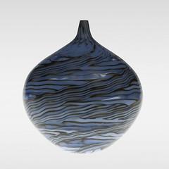 Yoichi Ohira, vase, 1999, Lot 250
