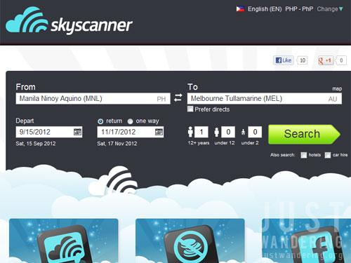 Skyscanner PH
