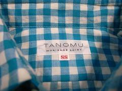 タノムモリカゲシャツ