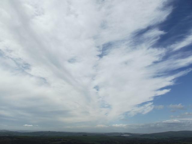 Dartmoor Sky-line