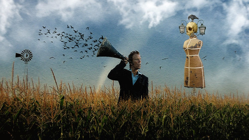 Tom Waits Outstanding In His Field