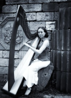 Sandra Smith, Harpist