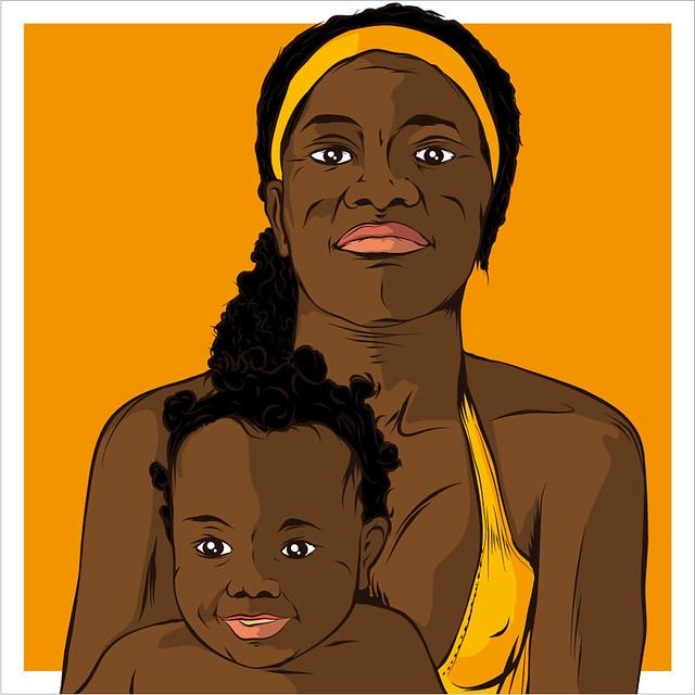 raza negra o afrocolombianos flickr photo sharing