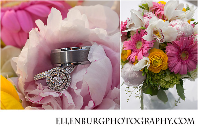 Blog flowers with Rings