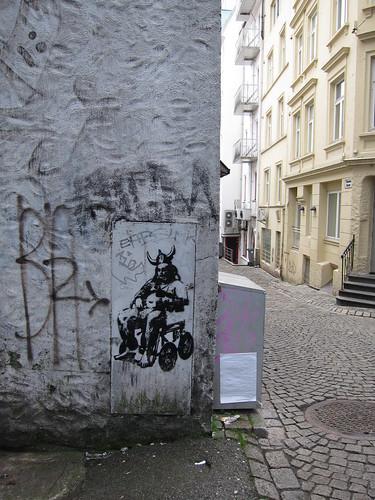work by Pøbel