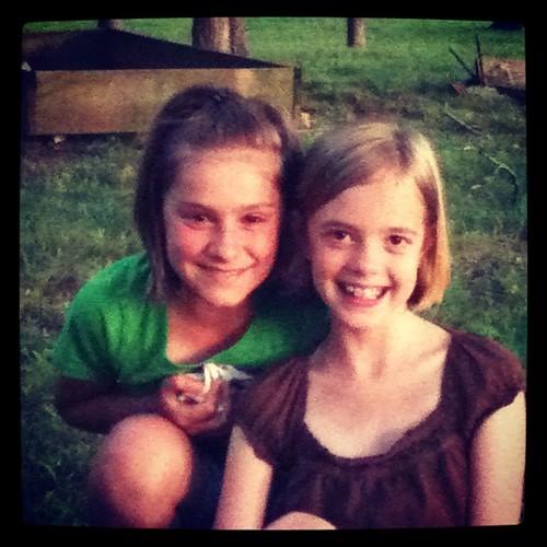 Adonia and Sarah