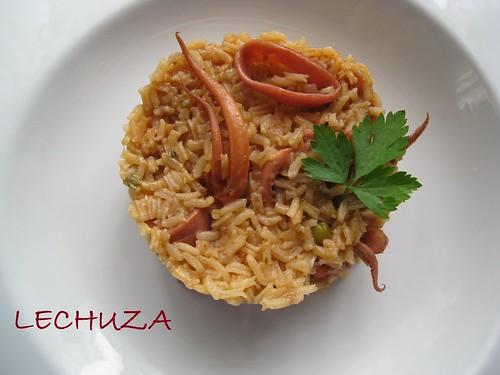 Choupas con arroz (8)