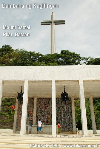 Dambana ng Kagitingan (Shrine of Valor) at the top of Mount Samat in Pilar, Bataan