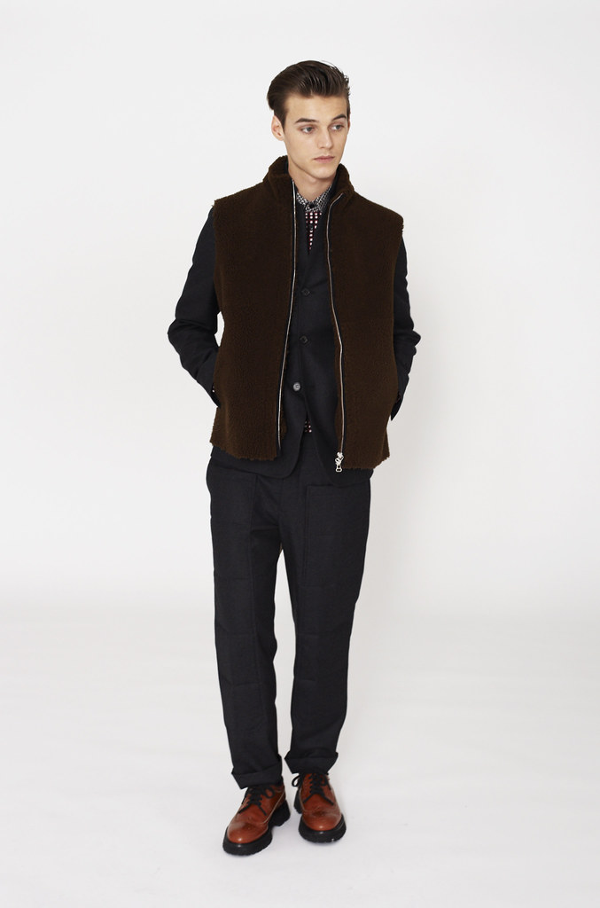 Robbie Wadge0517_Marni F​W12 Lookbook(Fashionsito)