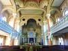 שַׁבָּת שָׁלוֹם       Shabbath Shalom  / Interior of the Synagogue in Targu Mureş, Romania