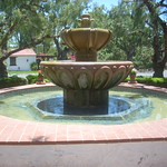 Fountain, Mission San Diego de Alcala