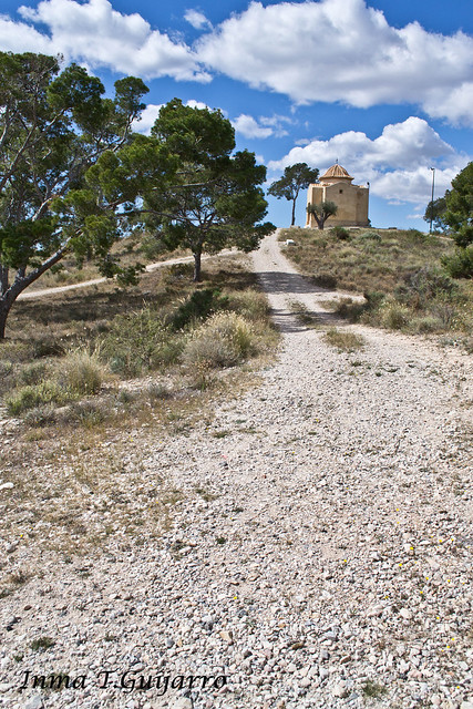 Camino a la ermita de San Juan