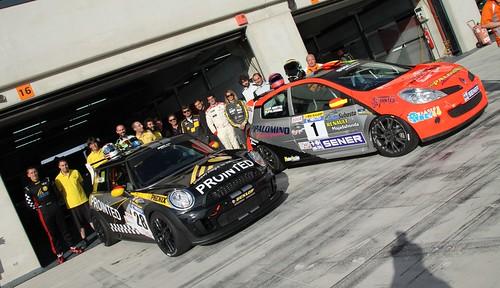 Equipos CER Motorland 2012
