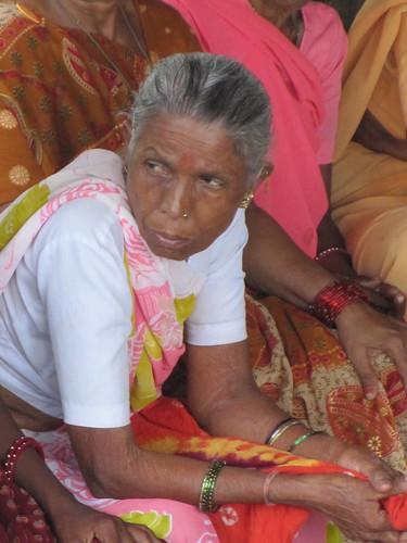 Mani: Mahila Panch judge