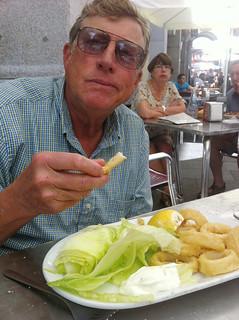 Paul in Madrid