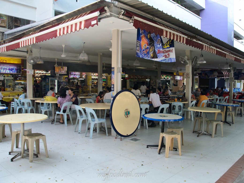 Singapore Hawker Food - Blk 168 Bedok South Ave 3