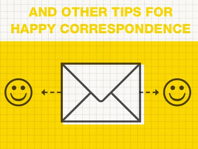 EmailCorrespondence