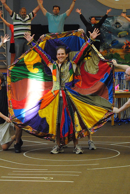 "Auditions for Spring Musical — ""Joseph and the Amazing Technicolor Dreamcoat"" — Mon. Dec. 4, Wed. Dec. 6, Mon. Dec. 11"