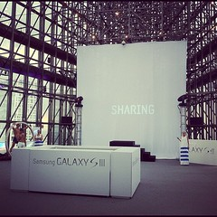 Sharing #GalaxySIII