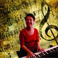 Regina Gomes - Pianista e proponente do projeto Som Maior Festival