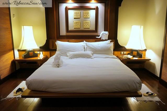 pangkor laut resort - hill villa