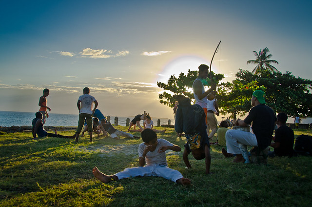 Stone Town Capoeira Group