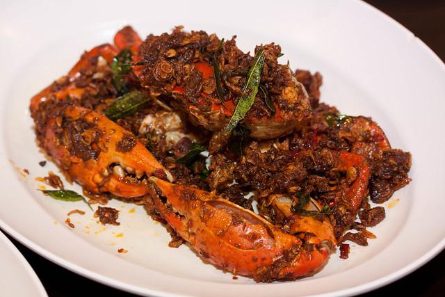 Balachan Crab