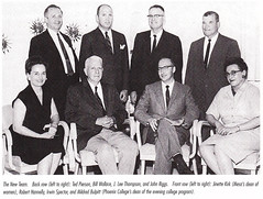 Maricopa Community College District Leadership Team—1963