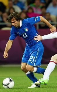Maglia Italia Puma Pirlo 21