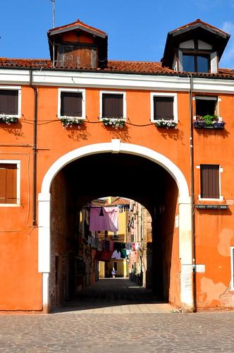 Glimpse of Venetian life