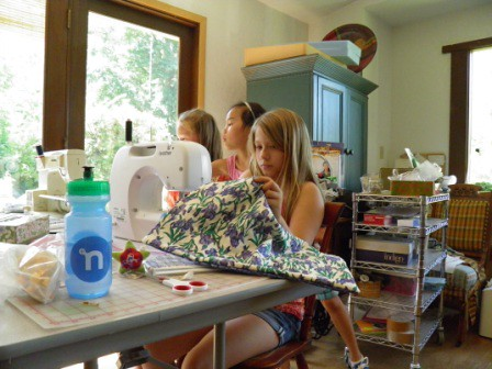 Sewing Doll Quilts1